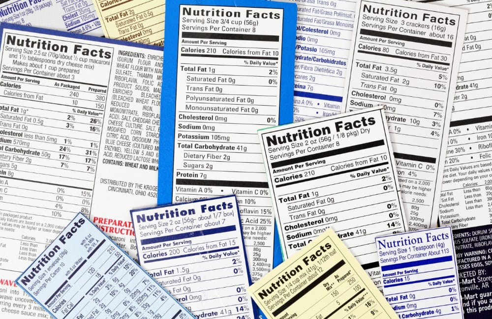 Why Nutrition Labels Can Help You Stay Healthy