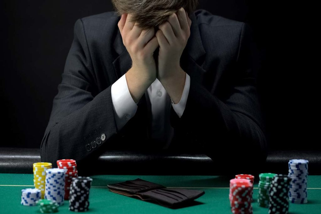 individual gambling as he wonders What are process addictions